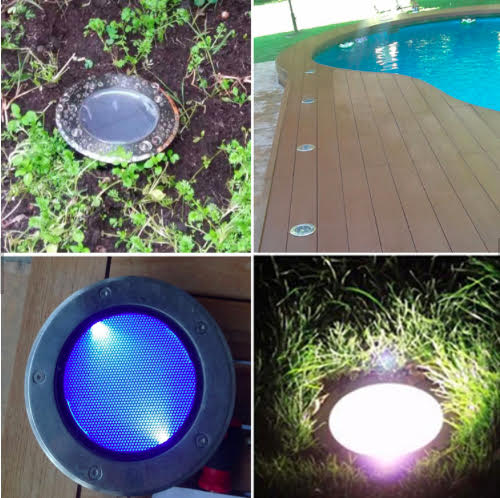 portable led lampa